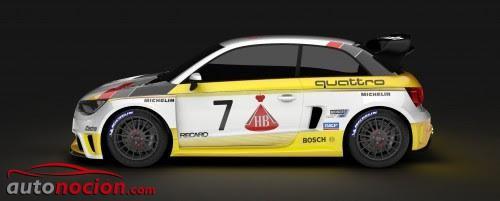 Audi A1 Nardo Edition: la bestia de 450 CV preparada por MTM para arrasar en los circuitos