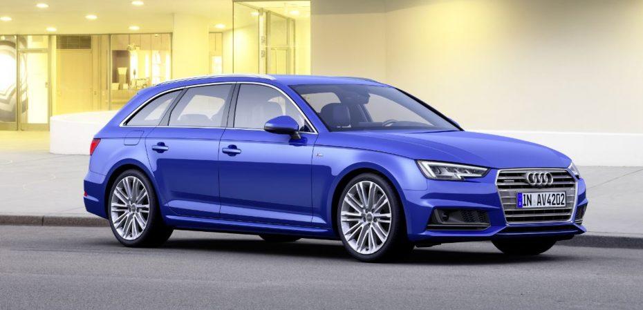 Nuevo Audi A4 Avant: 505 litros de capacidad, mejor aerodinámica y más eficicencia que nunca