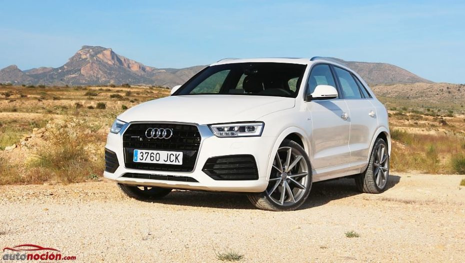 prueba audi q3 sport edition 2 0 tfsi quattro s tronic 220. Black Bedroom Furniture Sets. Home Design Ideas