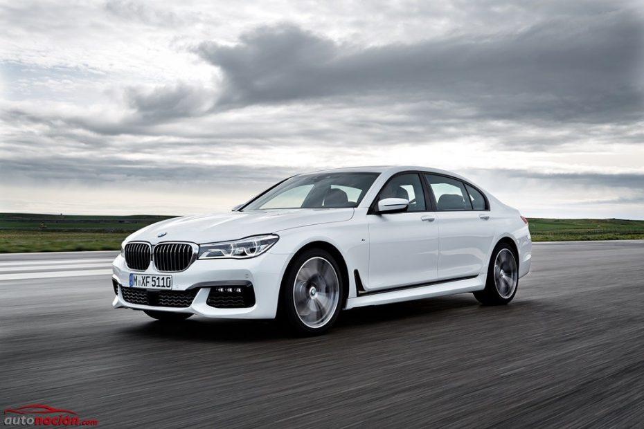 El paquete deportivo M llega al nuevo BMW Serie 7: ¡Espectacular!