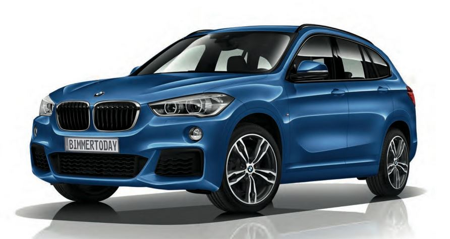 Así es el acabado M Sport en el nuevo BMW X1, ¿Más atractivo?