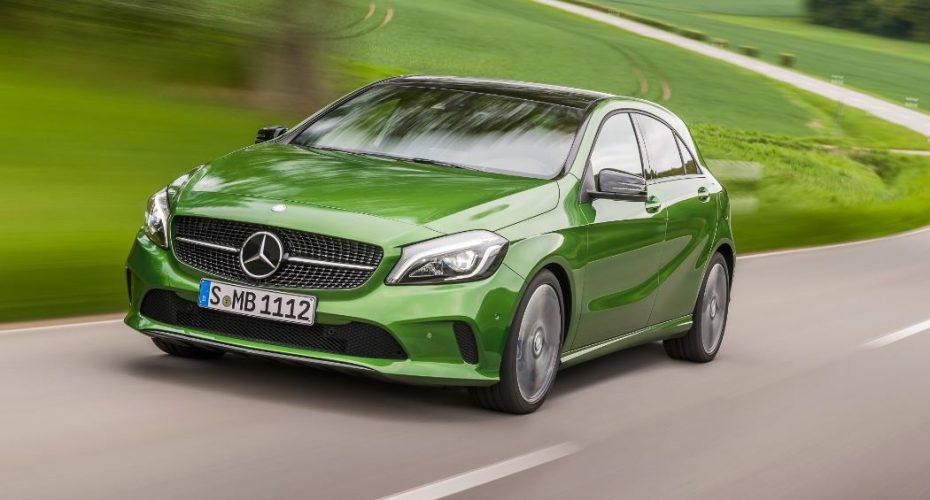 Oficial: Estos son los cambios del Mercedes-Benz Clase A