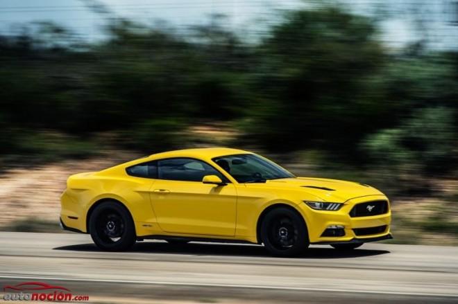 Hennessey hace 'volar' al Mustang GT gracias a casi 800 CV que lo catapultan a 334,5 km/h