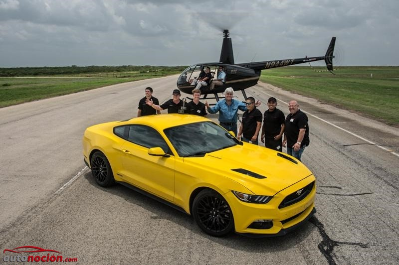 Foprd Mustang GT 2015 Hennessey (8)