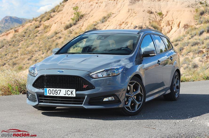 Prueba Ford Focus ST SportBreak 2.0 TDCi 185 CV: Sí, es un ST y ahora también puede ser diésel