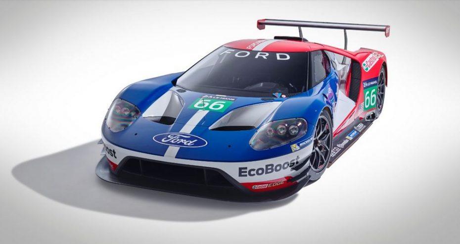 Ford volverá a Le Mans en 2016 con el Ford GT: Así es la cima de la gama Ford Performance