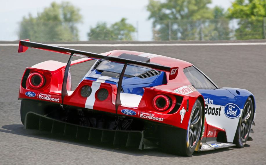 Ford GT LeMans 15
