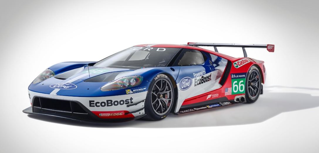Ford GT LeMans 18