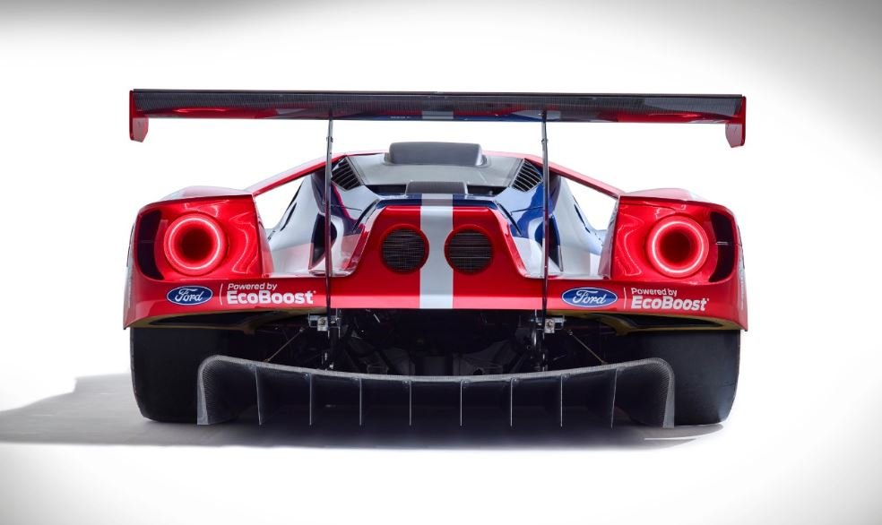 Ford GT LeMans 3
