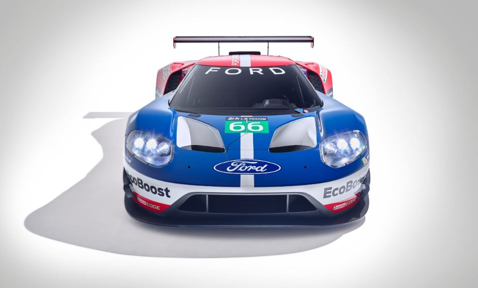Ford GT LeMans 4