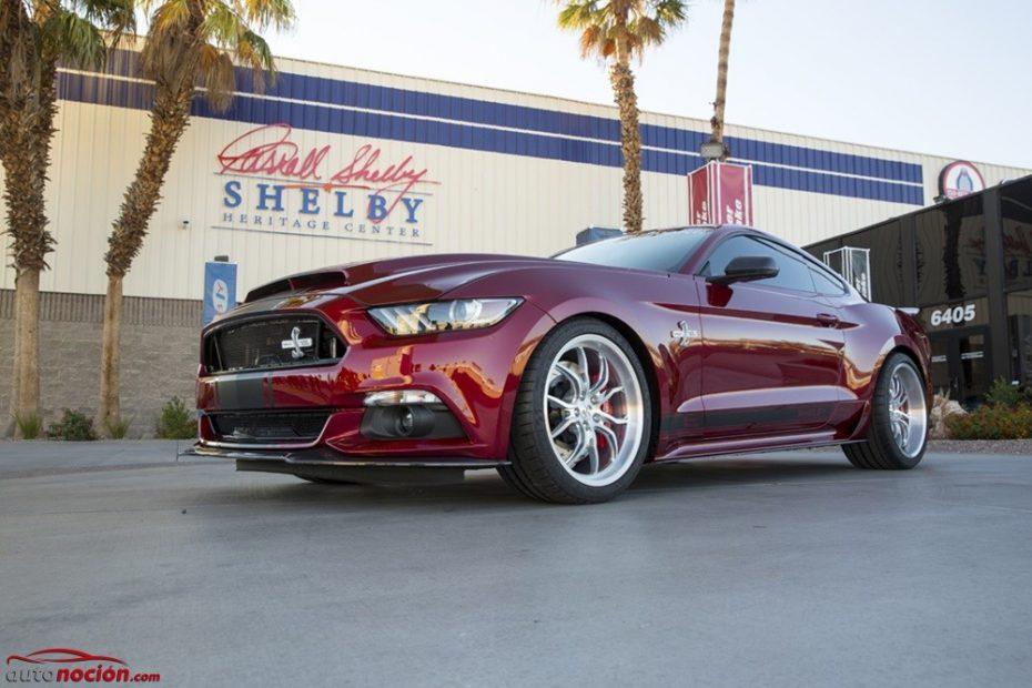 Ya es oficial: Ford Mustang Shelby 'Super Snake', más de 750 CV para el muscle car por excelencia
