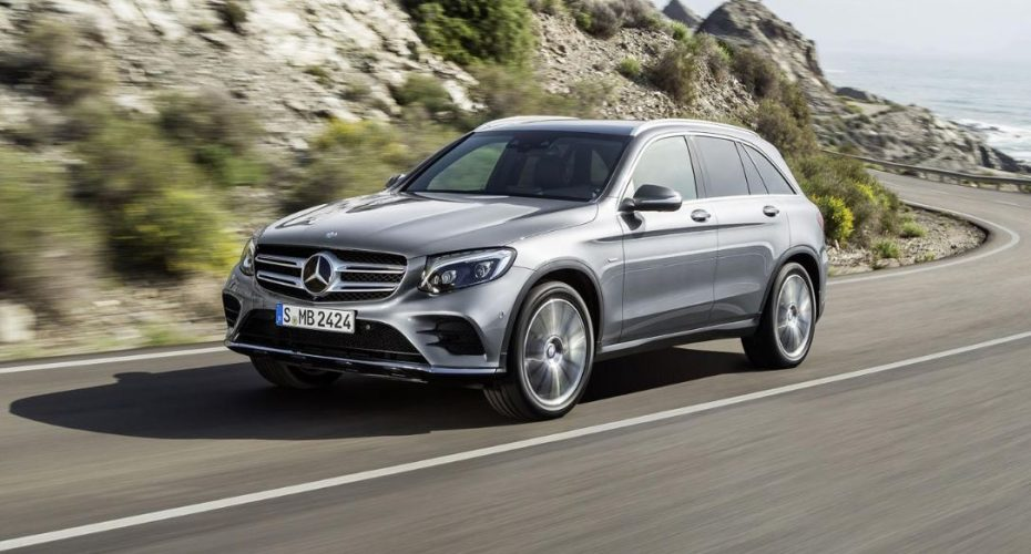 Así es el Mercedes-Benz GLC, el sustituto del GLK: Cuando la Clase C se hace SUV