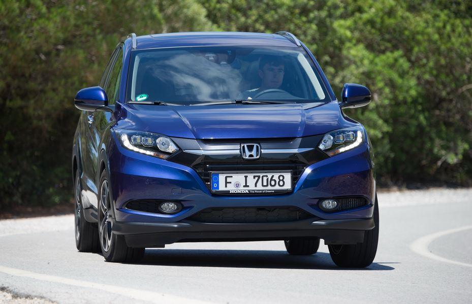 Nuevas imágenes y detalles del Honda HR-V: Preparado para ser modelo de volumen