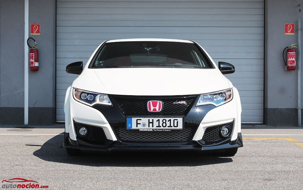Honda Civic Type R 85