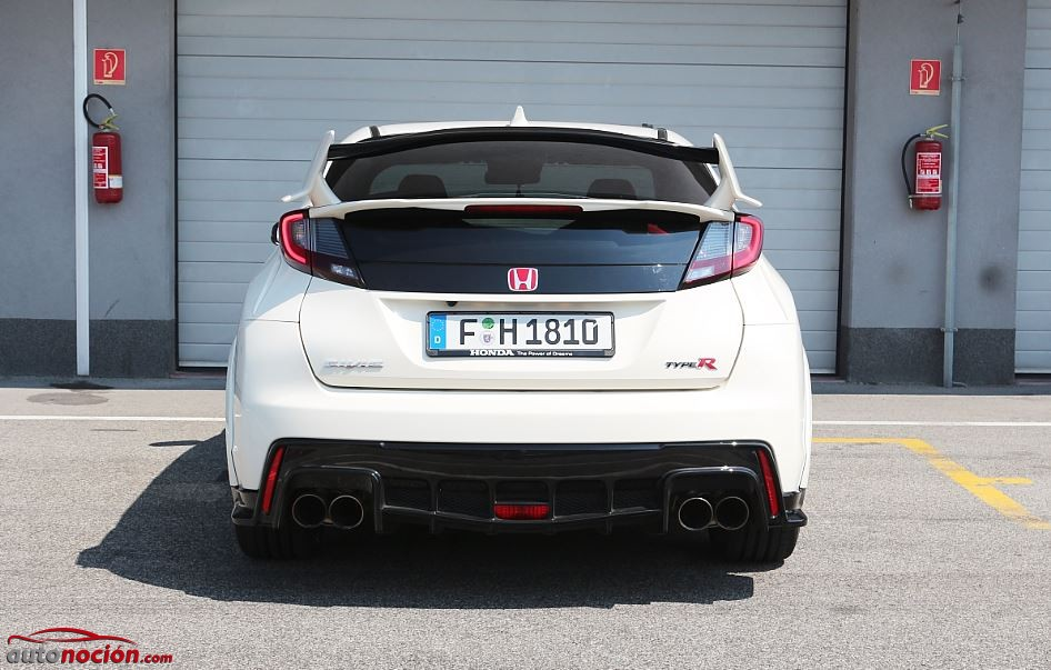Honda Civic Type R 87