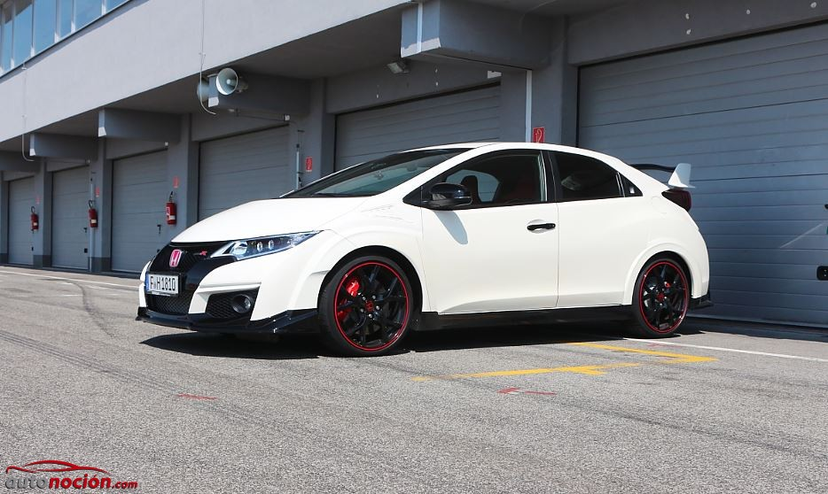 Honda Civic Type R 90