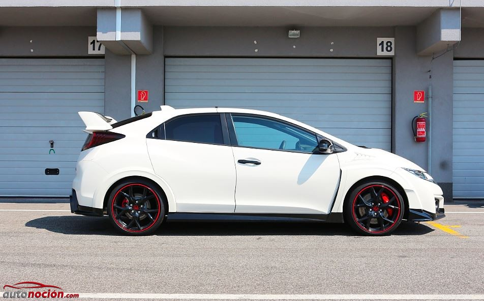 Honda Civic Type R 91