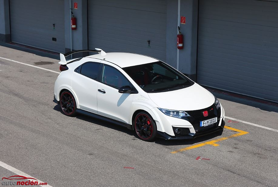 Honda Civic Type R 92