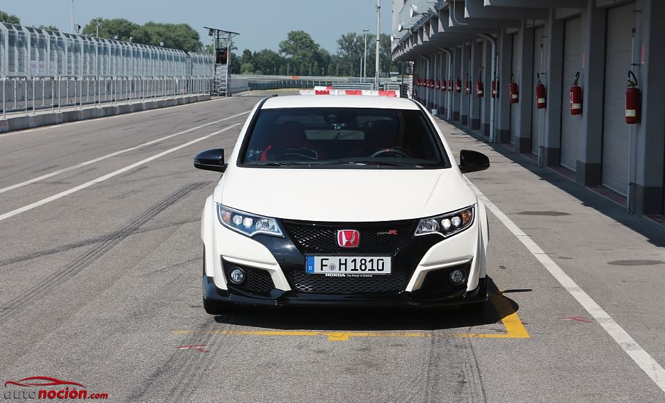 Honda Civic Type R 94