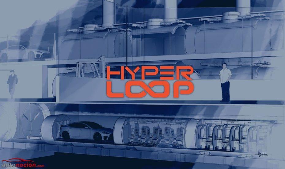 Hyperloop, el transporte terrestre del futuro, verá la luz en 2017 (aunque no lo hará a los 1.220 km/h prometidos)