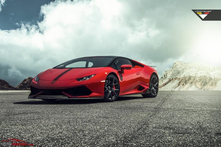 Verona Edizione: La clave de Vorsteiner para tener el Lamborghini Huracán más radical