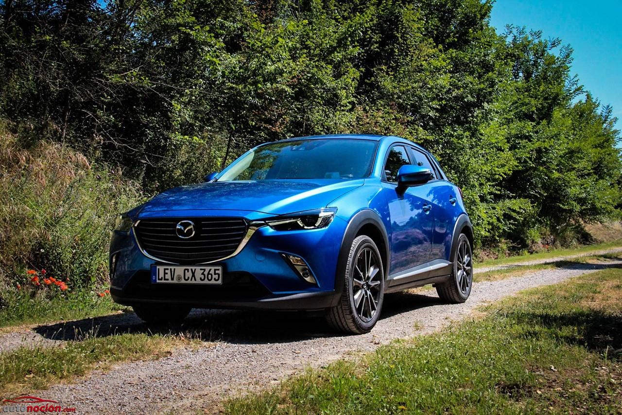 Opini 243 N Y Prueba Nuevo Mazda Cx 3 2015 Compra Y Precios