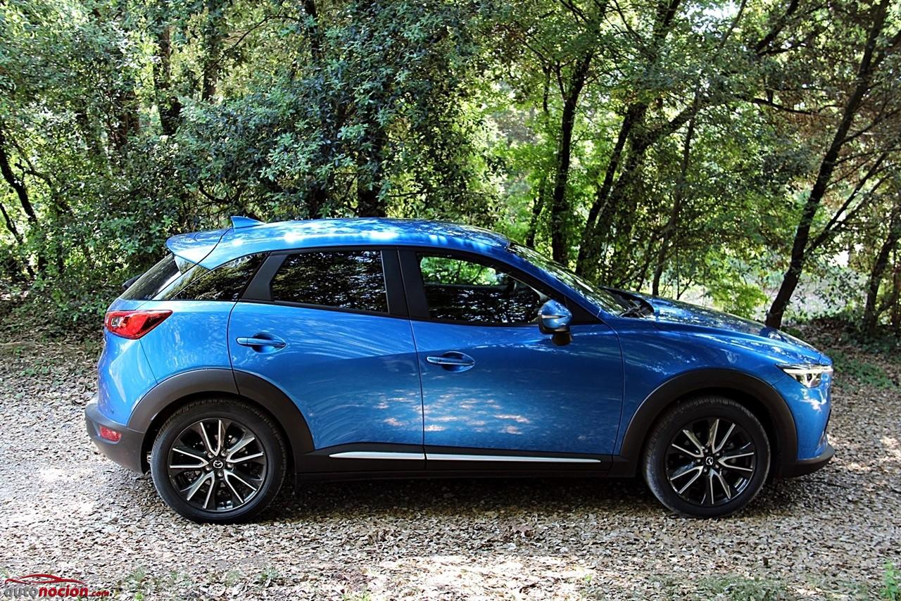 Mazda cx 3 release date
