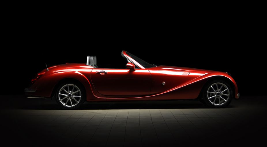 Mitsuoka Roadster lateral