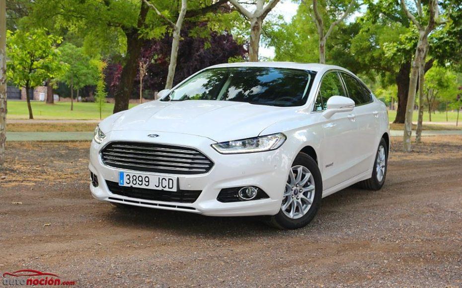 Prueba Ford Mondeo HEV: Sobradas razones para decantarse por el híbrido de 187 CV que Ford ofrece en Europa