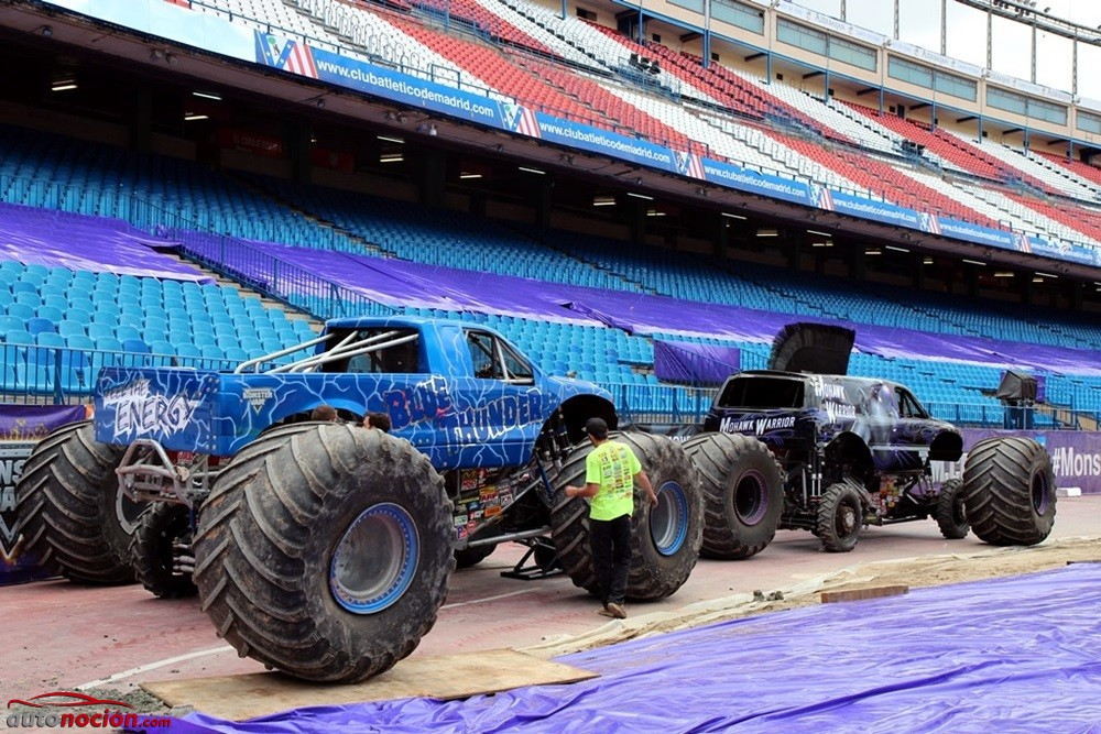 Monster Jam Madrid 2015 (12)
