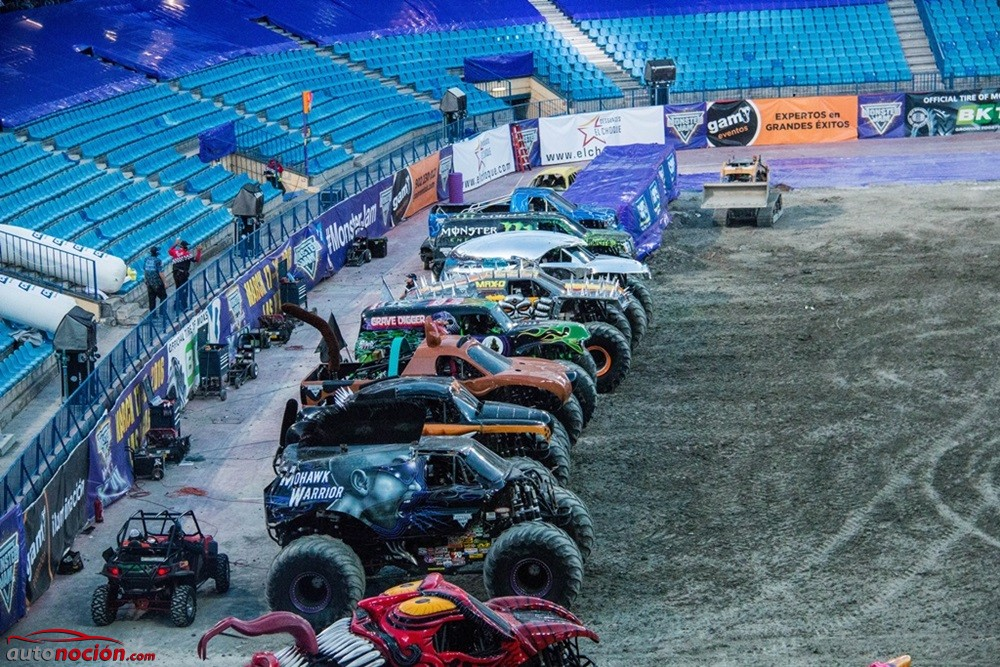 Monster Jam Madrid 2015 (32)