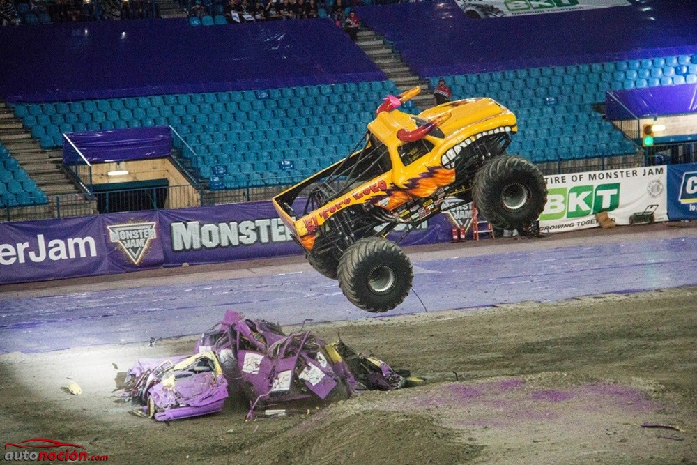 Monster Jam Madrid 2015 (51)