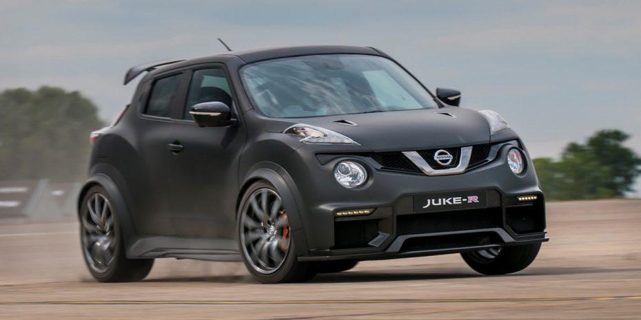 ¿Pagarías más de 500.000 euros por un Juke?, ¿Y si bajo el capó tiene el motor del GT-R?