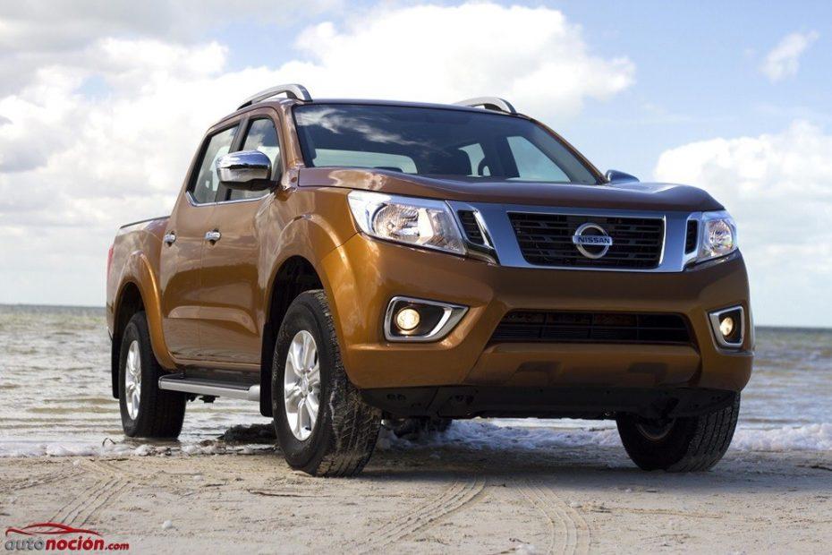 Nissan presenta un NP300 Frontier fuerte, inteligente y listo para lo que sea ¿Estamos ante el sustituto del Navara?