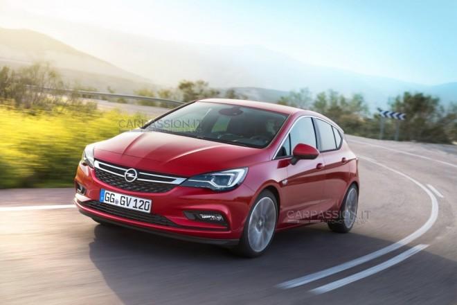 ¡Filtrado!: Así es el nuevo Opel Astra