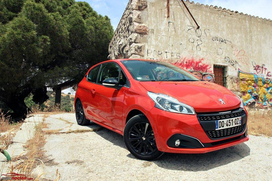 f2adc7adcd9 ... Contacto Peugeot 208 1.6L BlueHDi 100 S&S 2015: Más personalidad y  tecnología que nunca