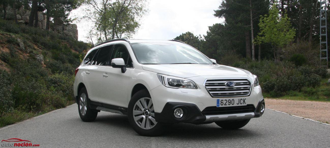 Subaru Outback 42