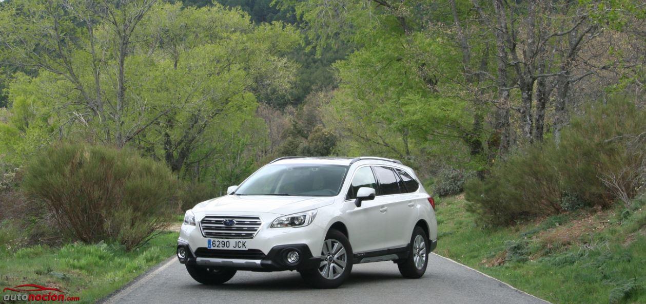 Subaru Outback 48