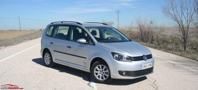 Prueba Volkswagen Touran 1.2 TSI 105 cv Edition: Para todas las familias