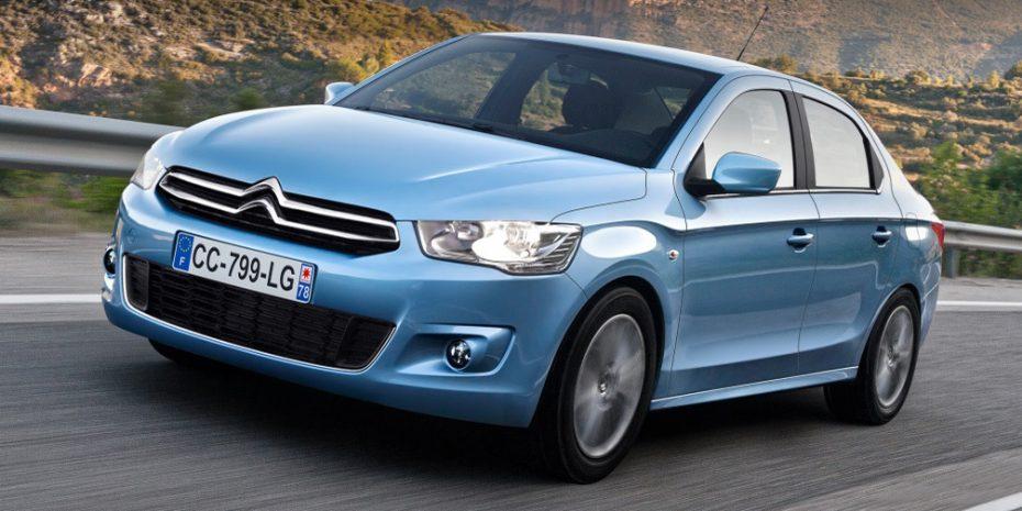 El Citroën C-Elysee estrena gama y motores: Aterriza el BlueHDI 100 CV en la berlina básica