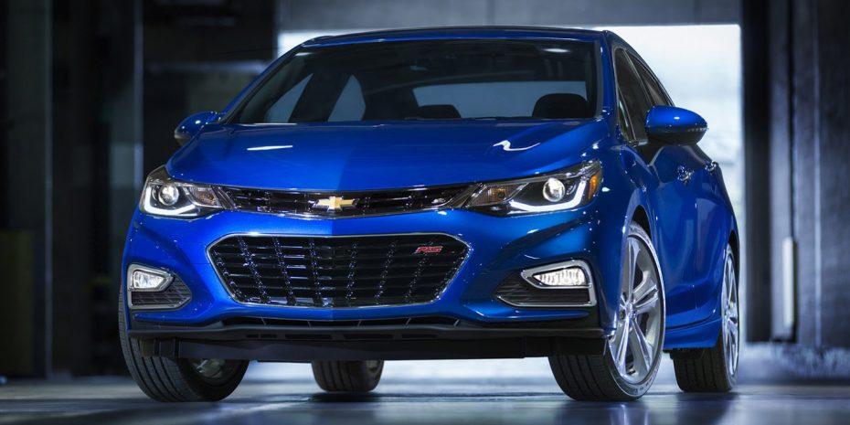 Aquí está el nuevo Chevrolet Cruze: Más tecnología y diseño para esta berlina qué no verás en Europa