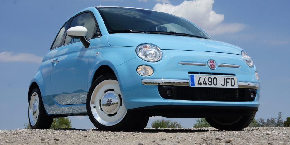 Prueba Fiat 500 1.2i 69 CV Vintage 57: Retro-futuro en estado puro