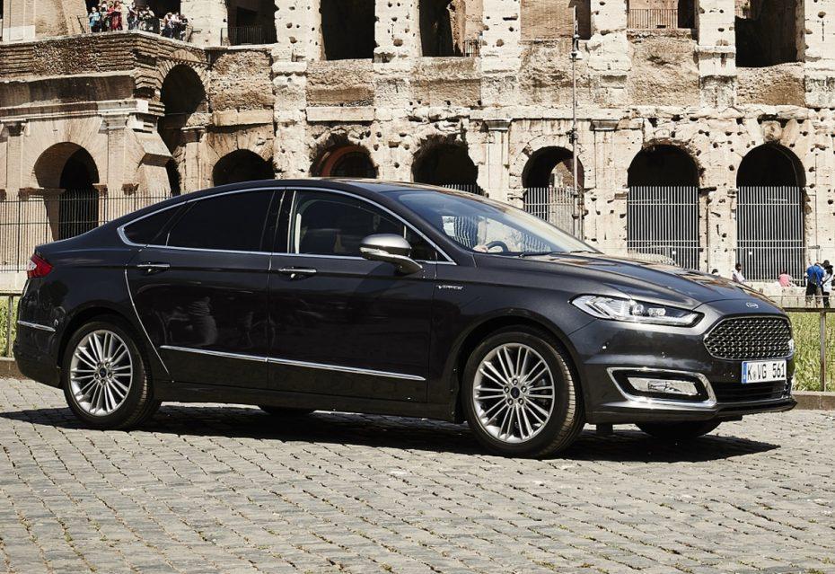 Ahora sí, todos los precios del Ford Mondeo Vignale: Lujo generalista con tarifas premium