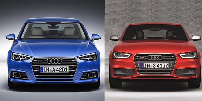 Comparación visual: Juzga tú mismo, esto es lo que ha cambiado el Audi A4