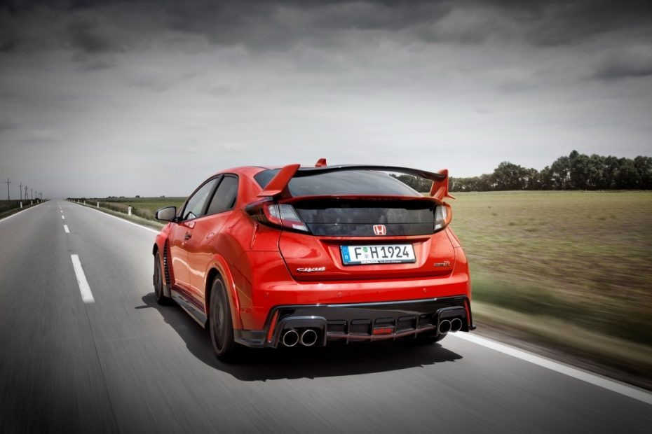 El Honda Civic Type R supera las expectativas de ventas: Largas listas de espera en algunos mercados