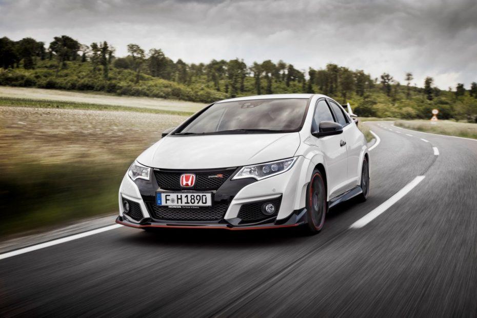 Más información del nuevo Honda Civic Type R: Hasta 270 km/h para el compacto menos discreto del mercado