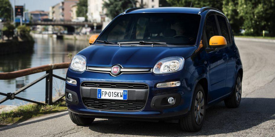 """Un toque divertido para el Fiat Panda: Nuevo """"K-Way"""" con decoración y equipamiento exclusivos"""