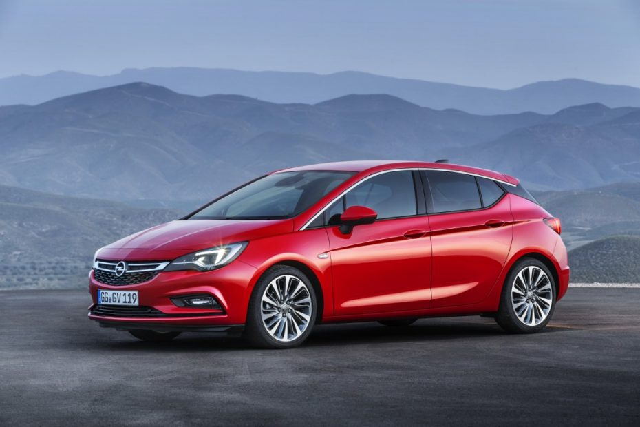 Ya es oficial: Te dejamos los detalles principales del nuevo Opel Astra, ahora 200 kg más ligero