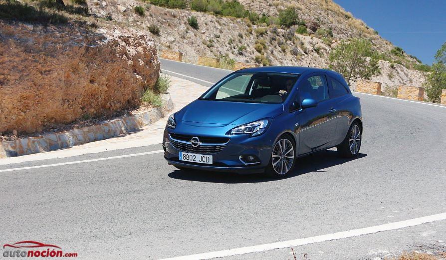 Prueba Opel Corsa Excellence 1.3 CDTI ecoFLEX 95 CV: Evolución sin revolución