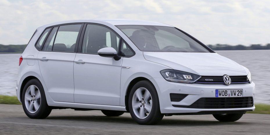 El Volkswagen Golf Sportsvan también recibe el motor 1.0 TSI: Vocación familiar con tres cilindros